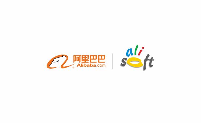 阿里软件_志与行_平面设计