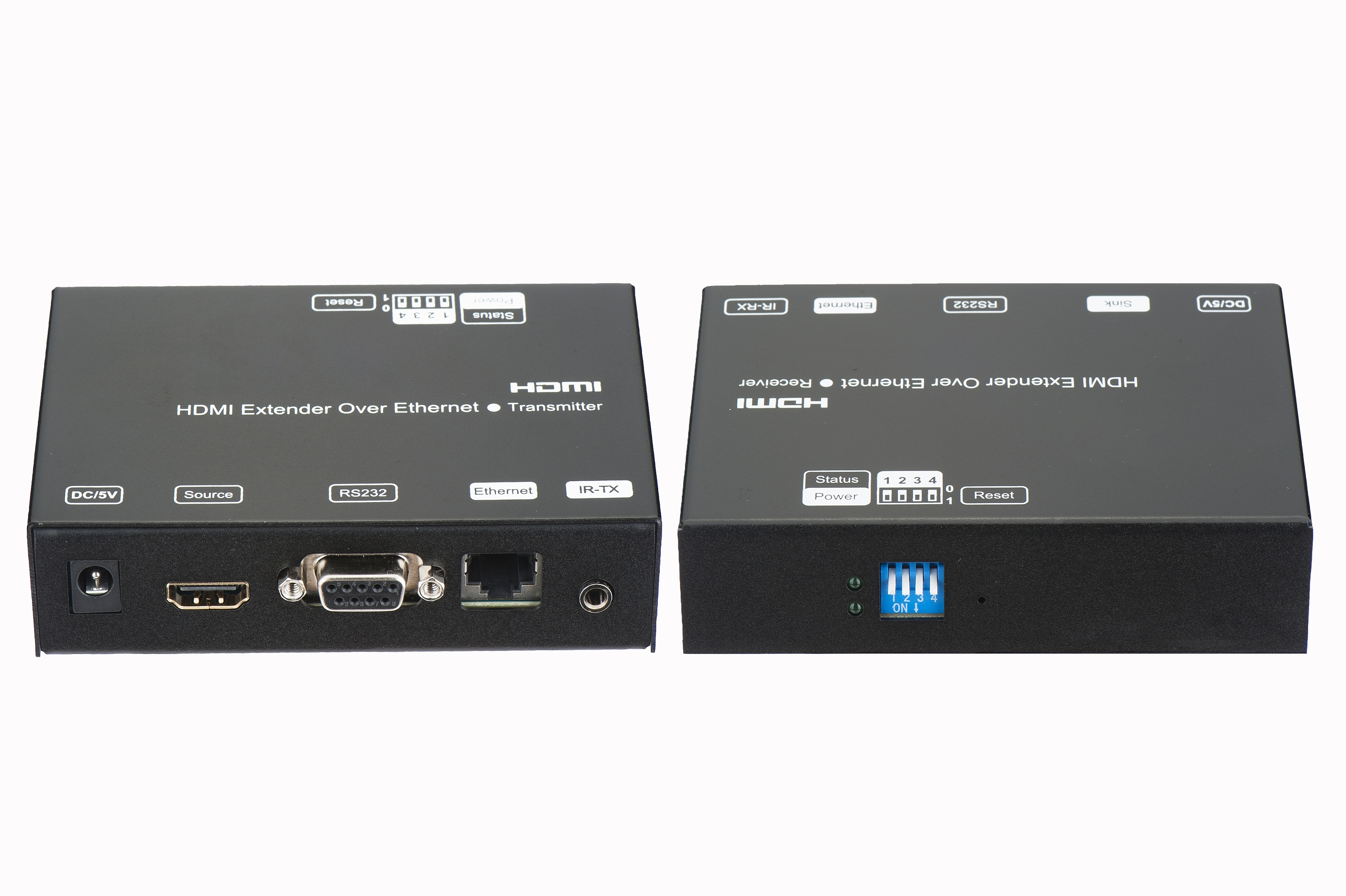 Sw Hdmi Rs232 Wiring Wire Data Schema Extender Diagram 120m Over Ip With Poe Rh Foxun Com Connector To Db9 Connection