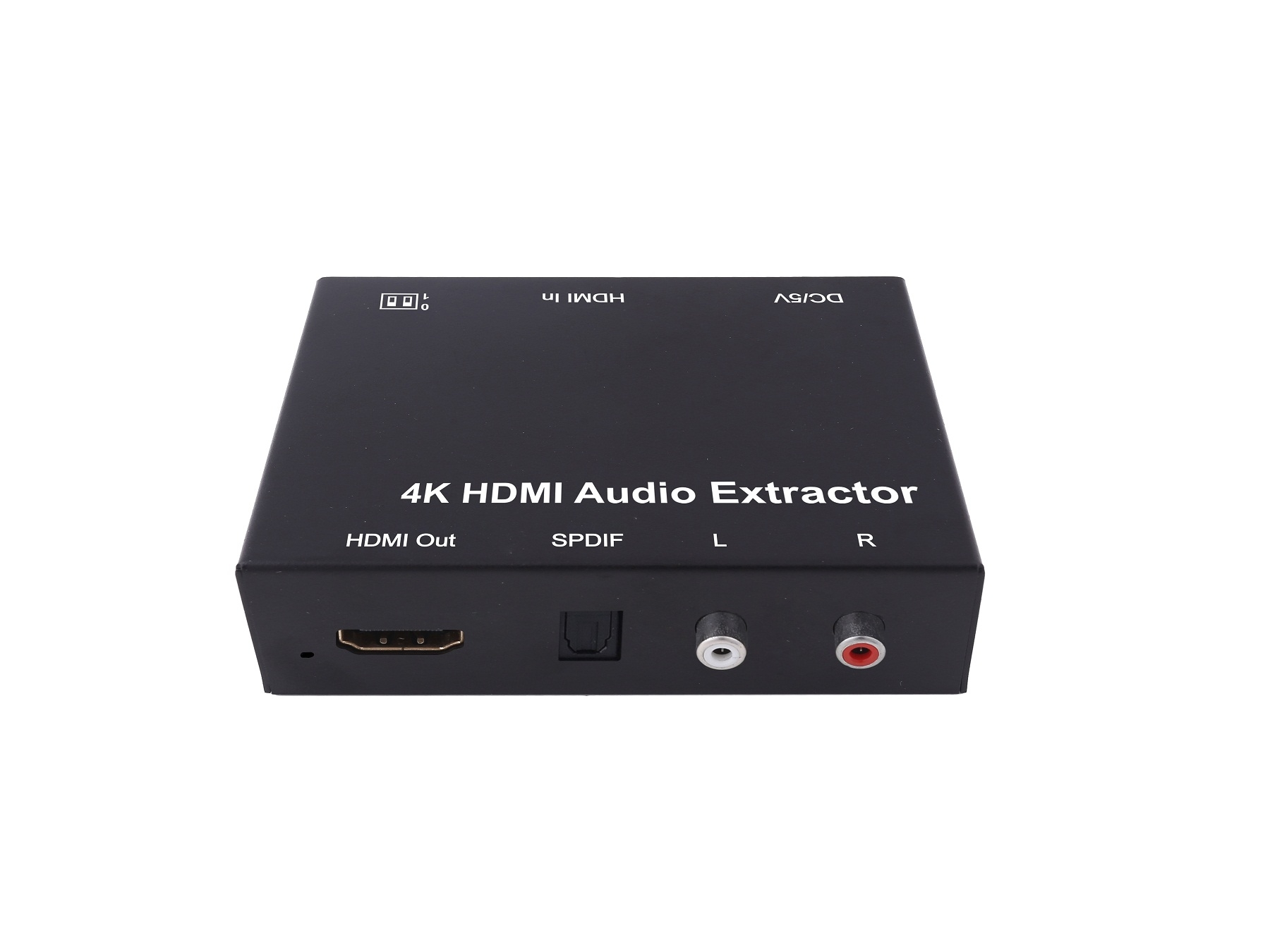 4k HDMI Audio Extractor