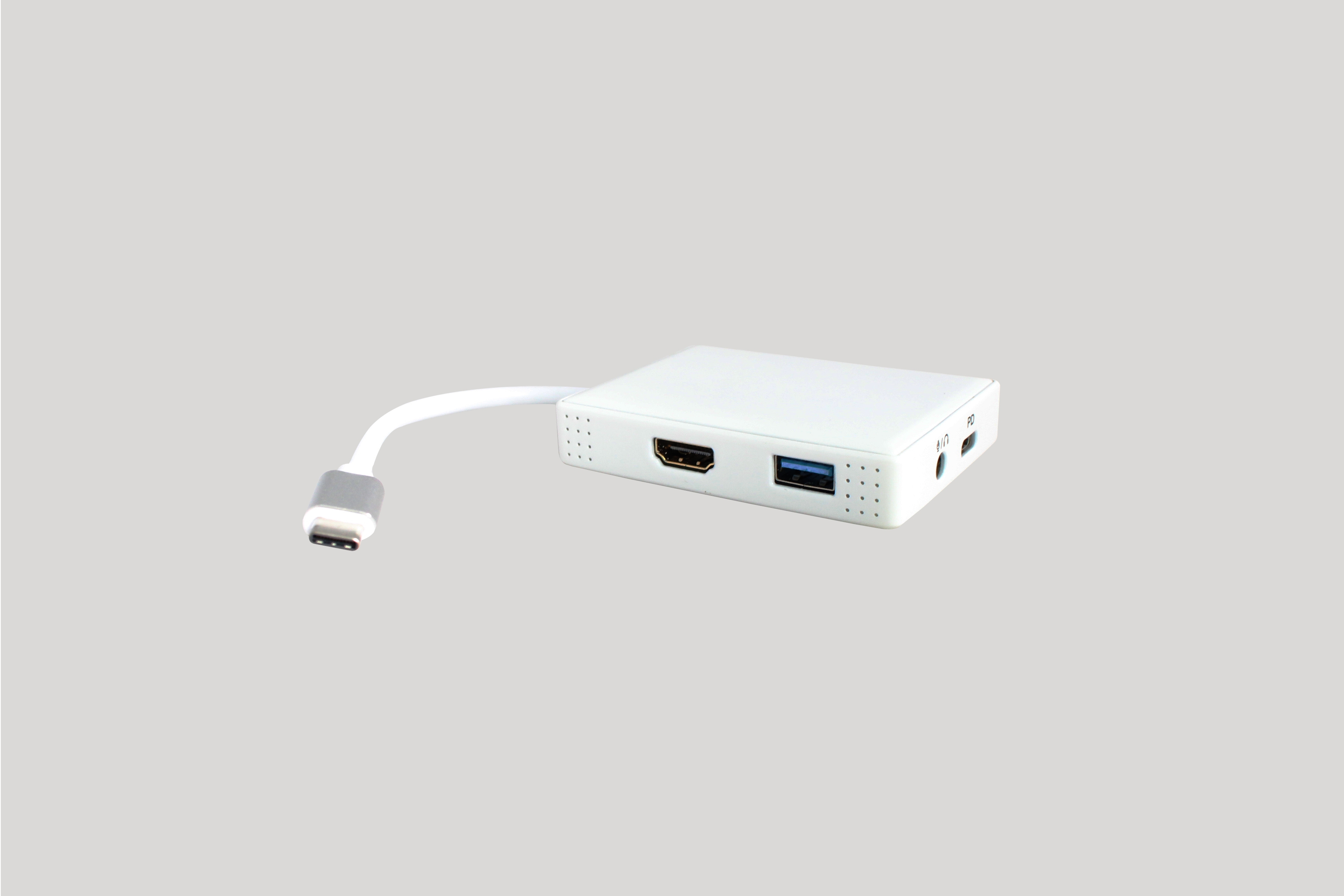 Multi-Function USB Type-C HUB