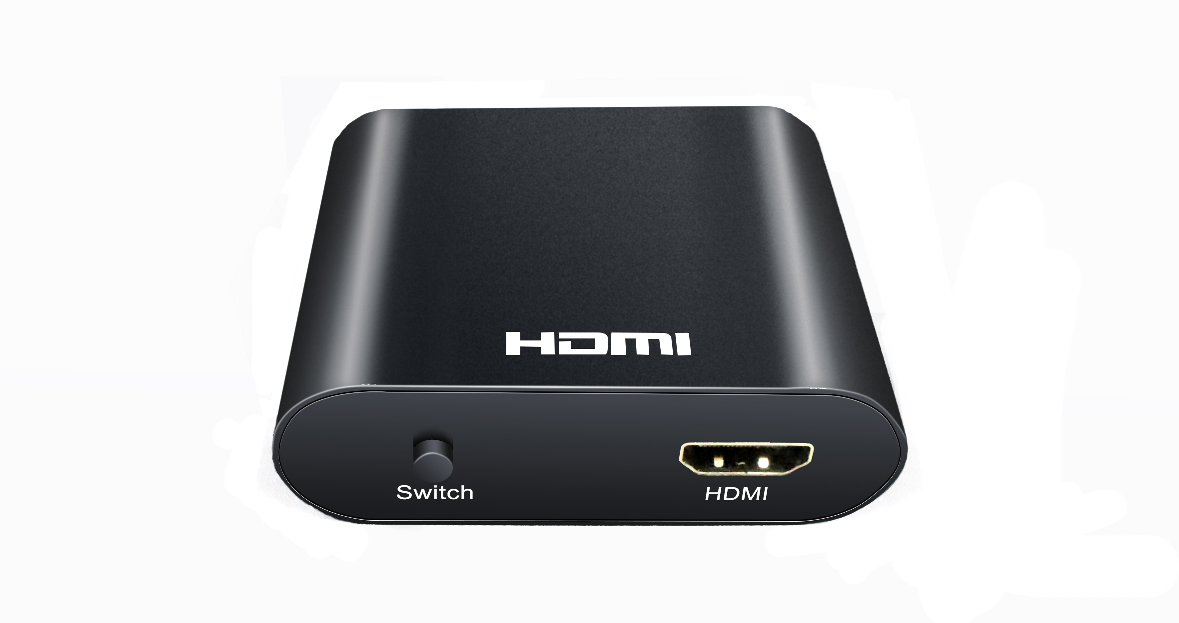 2x1 Switch 4K@60hz YUV420 Support HDCP2.2, HDR10