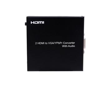 HDMI to VGA /Component Converter