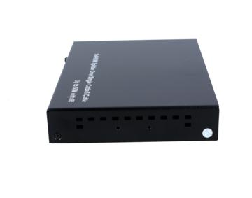 70m 1x4 HDBaseT Splitter, HDCP2.2, support POC, RS232 Pass through