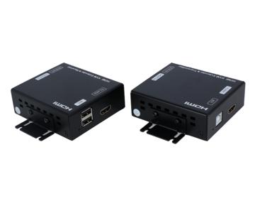 60M HDMI+USB KVM Extender
