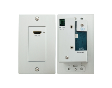 H.264 120m HDMI Wallplate Extender over IP