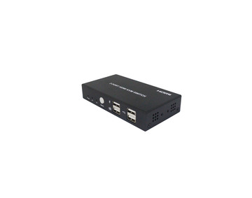 2-PORT 4K HDMI KVM Switch