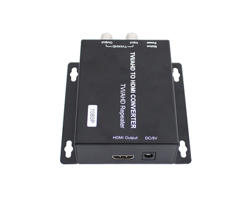 TVI/AHD to HDMI Converter, with 1xlooping TVI/AHD output