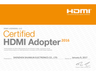 Adopter of the HDMI Licensing LLC