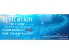 Invitation CSF Show