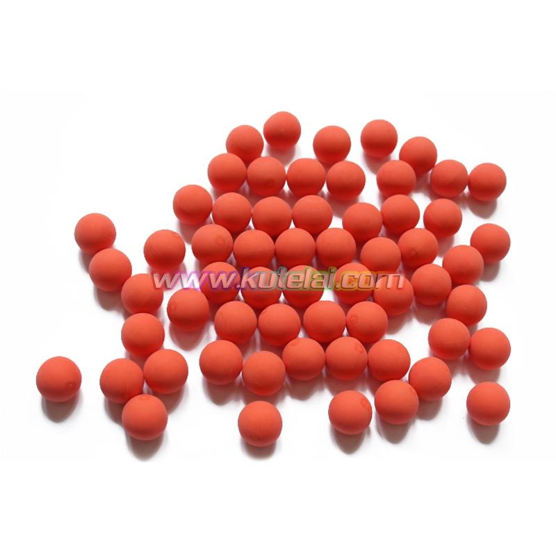 0.68口径橡胶球