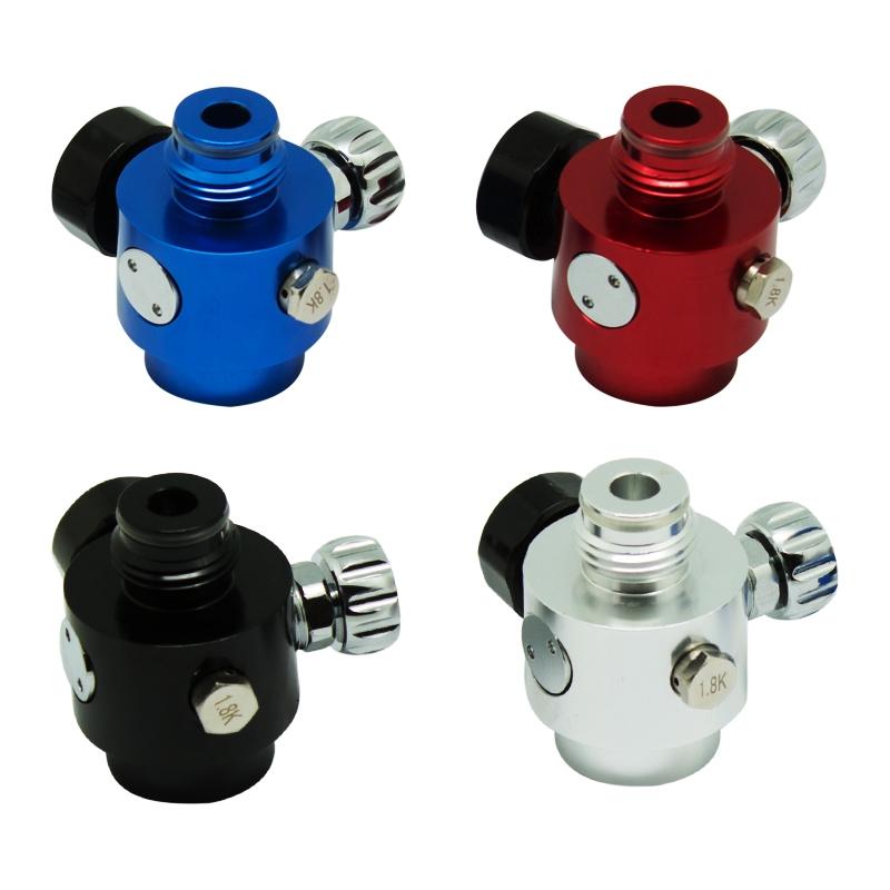 New Paintball Tank Cylinder Adjustable Regulator Output Pressure 0-300psi