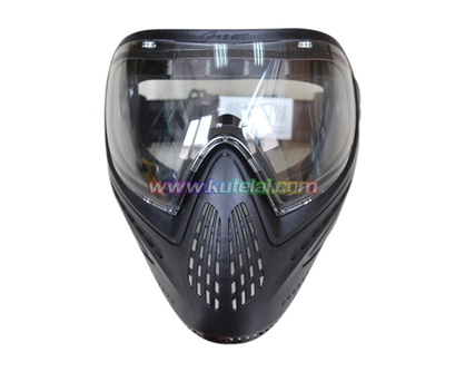Black Tactical Military Combat Anti Fog Paintball Full Face Mask