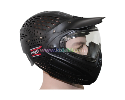 DYE I4 Thermal Lens Anti Fog Full Coverage Protective Paintball Mask