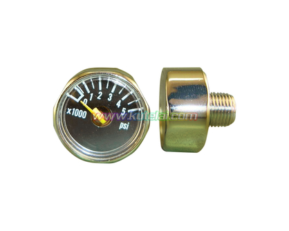 Paintball Pressure Gauge 5000 Psi