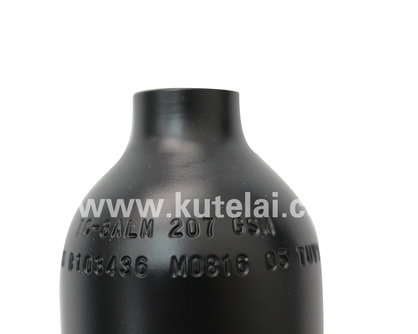 0.50L Paintball HP Air Tank Cylinder