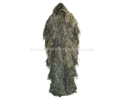 Light Weight Ghillie Suits Woodland For Sport