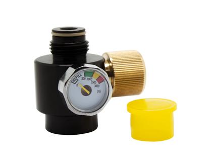 Paintball Tank Cylinder Adjustable Regulator Output Pressure 0-2000psi