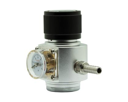 Mini CO2 Regulator for Homebrew Beer Kegging Thread Tr21*4