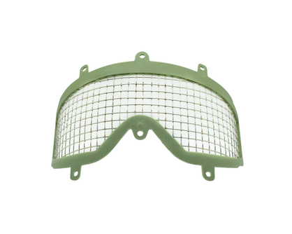 Square hole Stainless Steel Mesh Lens for Archery Mask